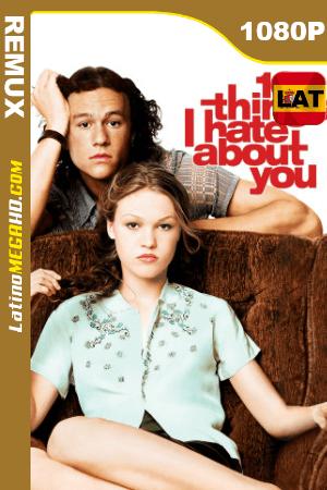 10 cosas que odio de ti (1999) Latino BDREMUX 1080p ()