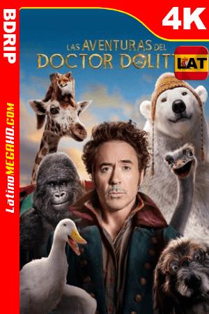 Las Aventuras del Doctor Dolittle (2020) Latino UltaHD HDR BDRIP 2160P ()