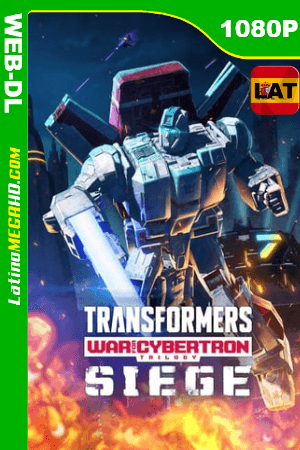 Transformers: La guerra por Cybertron – Trilogía: El asedio (Serie de TV) Temporada 1 (2020) Latino HD WEB-DL 1080P - 2020