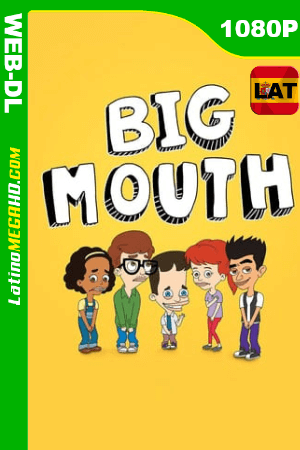 Big Mouth (Serie de TV) (2019) Temporada 3 Latino WEB-DL 1080P ()
