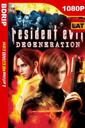 Resident Evil: Degeneración (2008) Latino HD BDRip 1080p ()