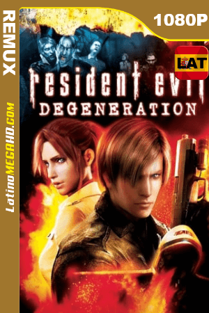 Resident Evil: Degeneración (2008) Latino HD BDRemux 1080P ()