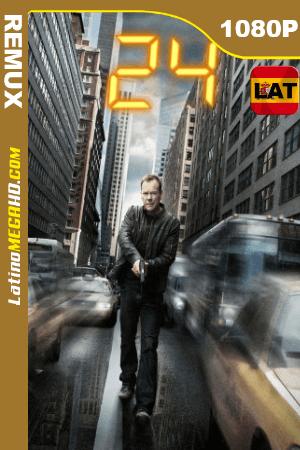 24 (Serie de Tv) Temporada 5 (2005) Latino HD BDREMUX 1080p ()