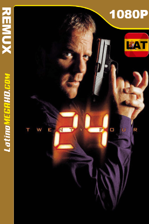24 (Serie de Tv) Temporada 4 (2004) Latino HD BDREMUX 1080p ()