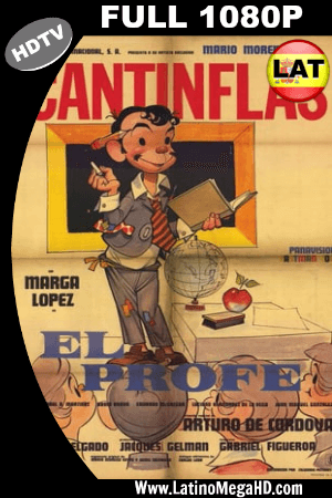 El Profe (1971) Latino HDTV FULL 1080P ()