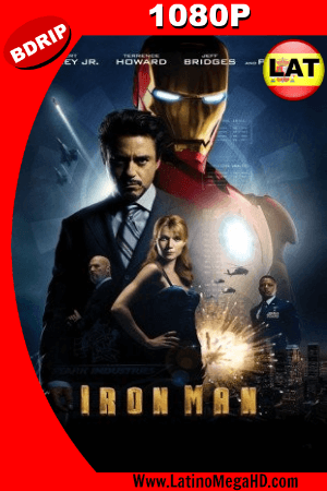 Iron Man (2008) Latino HD BDRIP 1080P ()