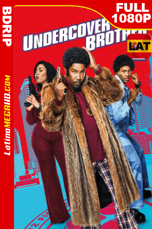 Undercover Brother 2 (2019) Latino HD BDRIP 1080P ()
