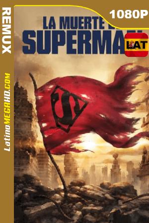 La muerte de Superman (2018) Latino HD BDREMUX 1080P ()