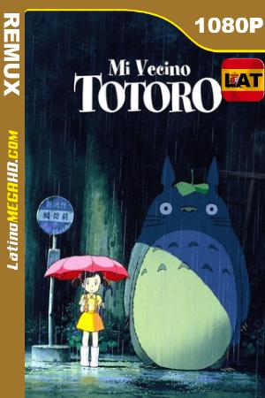 Mi vecino Totoro (1988) Latino HD BDREMUX 1080p ()