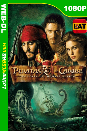Piratas del Caribe 2: El cofre de la Muerte (2006) Open Matte Latino HD WEB-DL 1080P ()