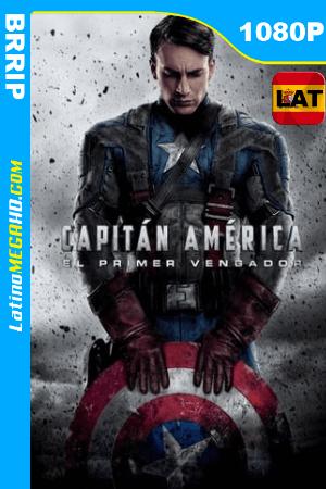 Capitán América: El primer vengador (2011) Latino HD BRRIP 1080P ()
