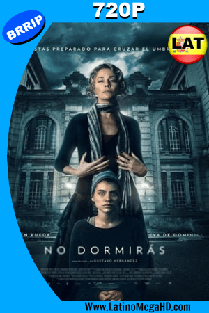No Dormirás (2018) Latino HD 720P ()