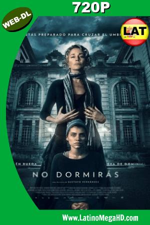 No dormirás (2018) Latino HD WEB-DL 720p ()
