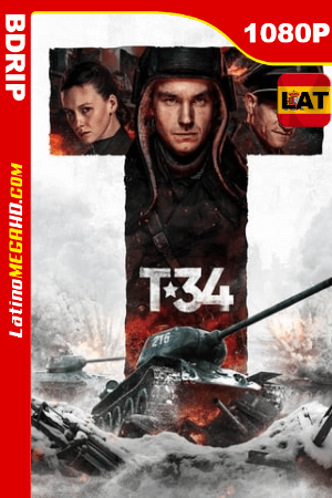 T-34 (2018) Latino HD BDRIP 1080P ()