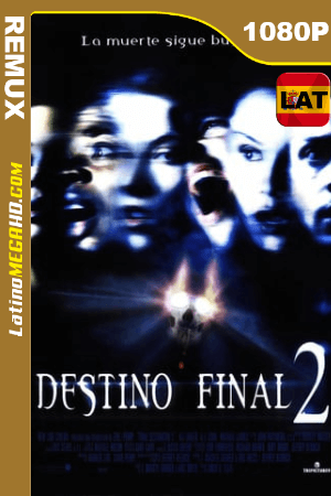 Destino final 2 (2003) Latino HD BDRemux 1080P ()