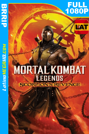Mortal Kombat Legends: La venganza de Scorpion (2020) Latino HD FULL 1080P ()