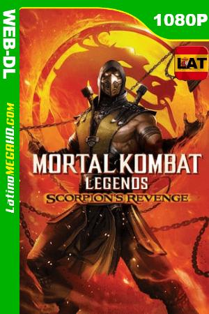 Mortal Kombat Legends: La venganza de Scorpion (2020) Latino HD AMZN WEB-DL 1080P ()