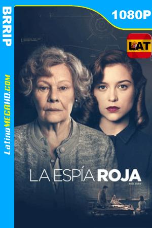 La espía roja (2018) Latino HD BRRIP 1080P ()