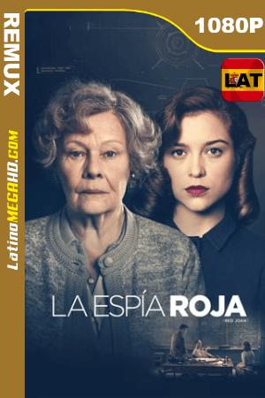La espía roja (2018) Latino HD BDRemux 1080P ()