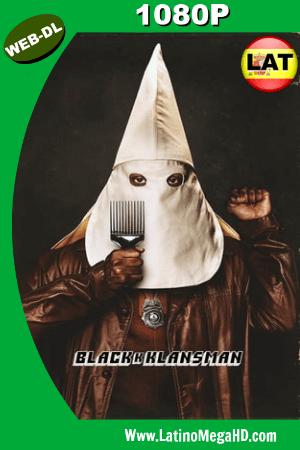 El Infiltrado del KKKlan (2018) Latino HD WEB-DL 1080P ()