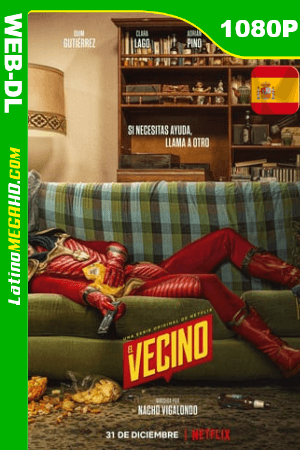El vecino (Serie de TV) Temporada 1 (2019) Castellano HD WEB-DL 1080P ()