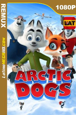 Justicia del Ártico: Escuadrón del Trueno (2019) Latino HD BDREMUX 1080P - 2019