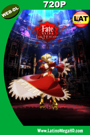 Fate/EXTRA Last Encore (Serie de TV) (2018) Temporada 1 Latino WEB-DL 720P ()