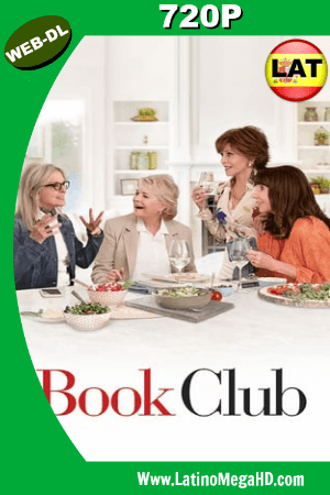 Book Club (2018) Latino HD WEB-DL 720p ()