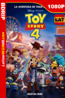 Toy Story 4 (2019) Latino HD BDRIP 1080p - 2019