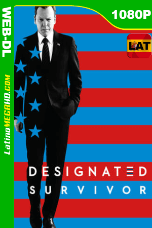 Designated Survivor (2019) Temporada 3 Latino HD WEB-DL 1080P ()