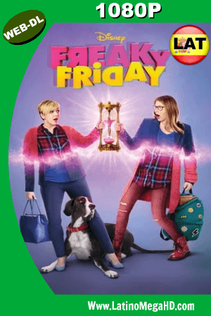 Freaky Friday (2018) Latino HD WEB-DL 1080P ()