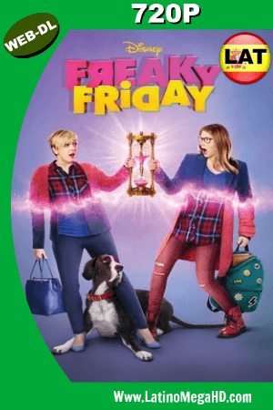Freaky Friday (2018) Latino HD WEB-DL 720P ()