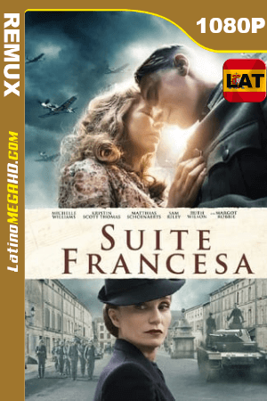 Suite francesa (2014) Latino HD BDREMUX 1080p ()