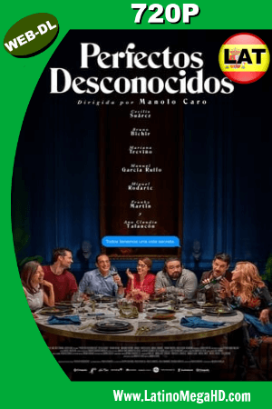 Perfectos Desconocidos (2018) Latino HD WEB-DL 720P ()