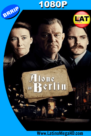 Cartas de Berlín (2016) Latino HD 1080P ()
