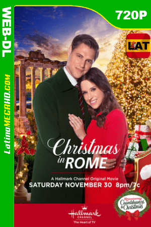 Christmas in Rome (2019) Latino HD Foxplay WEB-DL 720P ()