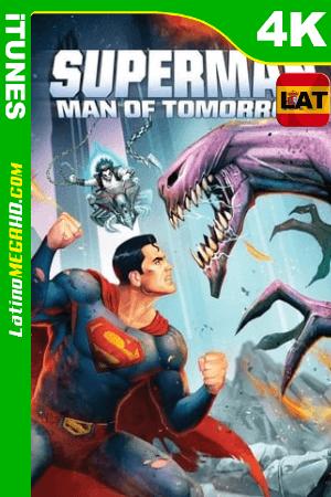 Superman: Hombre del mañana (2020) Latino HDR WEB-DL 2160P ()