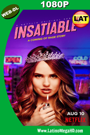 Insatiable (Serie de TV) (2018) Temporada 1 Latino WEB-DL 1080P ()