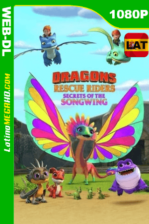 Dragones: Equipo de rescate: Secretos de un ala musical (2020) Latino HD WEB-DL 1080P ()