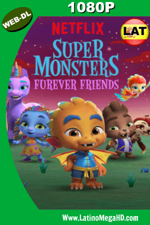Super Monsters Furever Friends (2019) Latino HD WEB-DL 1080P ()