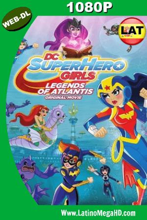 DC Super Hero Girls: Leyendas de la Atlántida (2018) Latino HD WEB-DL 1080P ()