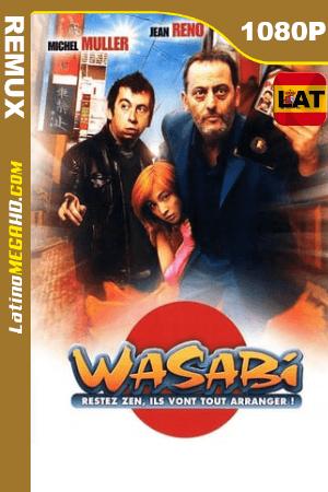 Wasabi: El trato sucio de la mafia (2001) Latino HD BDREMUX 1080p ()