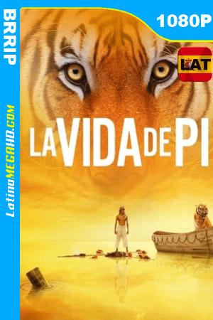 La vida de Pi (2012) Latino HD BRRIP 1080P ()