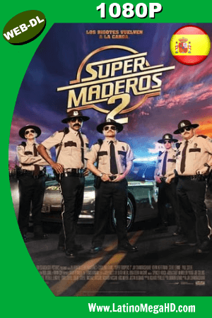 Super Troopers 2 (2018) Español HD WEB-DL 1080p ()