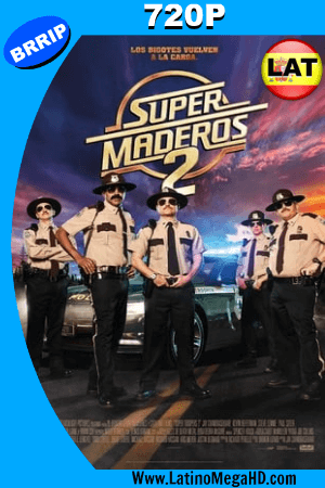 Super Troopers 2 (2018) Latino HD 720p ()