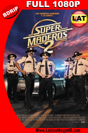 Super Troopers 2 (2018) Latino Full HD BDRIP 1080p ()