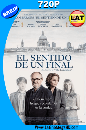 The Sense of an Ending (2017) BRRIP 720p Dual Latino-Ingles HD