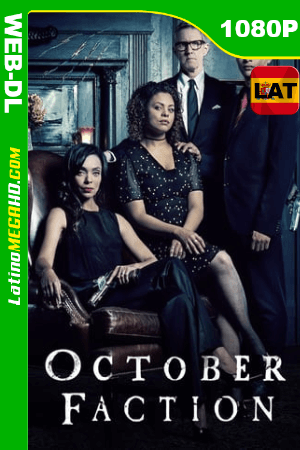 October Faction (Serie de TV) Temporada 1 (2020) Latino HD WEB-DL 1080P - 2020