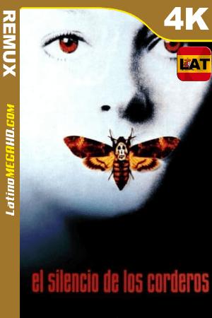 El silencio de los inocentes (1991) Latino UltraHD BDREMUX 2160p ()