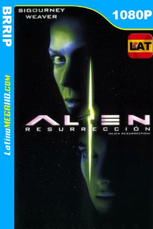 Alien: la resurrección (1997) Latino HD BRRIP 1080P ()